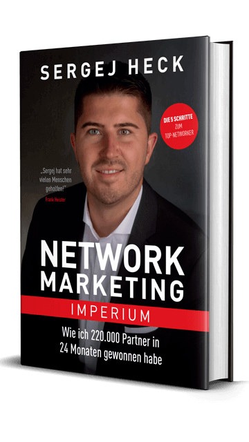 Gratis Buch - Network Marketing Imperium